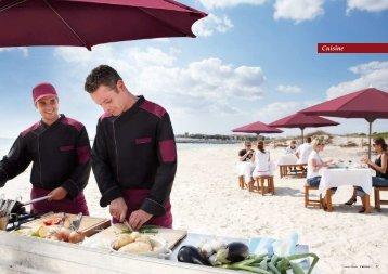 Cuisine - Profiline Berufsmode GmbH