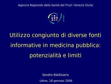 Diapositiva 1 - Medio Friuli