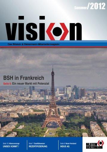 BsH in frankreich - Bilstein & Siekermann