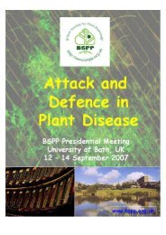 downloaded here (1 MB PDF) - British Society for Plant Pathology