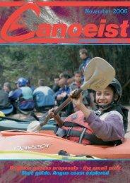 November 2006 - Canoeist Magazine
