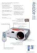 Epson EMP 400We - Page 3