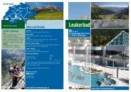 Broschüre der Ferienwohnung (pdf) - anliker-ferienwohnungen.ch