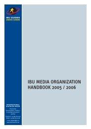 IBU Media Organization Handbook english - International Biathlon ...