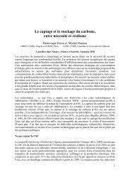 entre nécessité et réalisme - Centre International de Recherche sur l ...