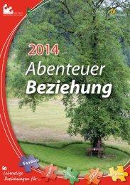 Abenteuer Beziehung - Familienreferat - Diözese Graz-Seckau
