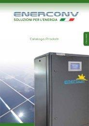 catalogo completo enerconv 2013 - Gfo Europe S.p.A.