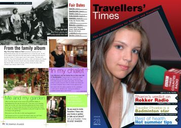 NATIONAL & LOCAL NEWS Norfolk - Travellers' Times