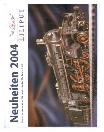 2004N - Modellismo ferroviario