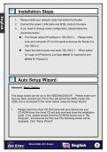 AirLive ARM-204 Quick Setup Disk - Page 3