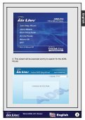 AirLive ARM-204 Quick Setup Disk - Page 4