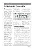 Ĝisdate 31, oktobro-decembro 2005 - Esperanto Association of Britain - Page 3
