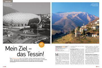 Das Mendrisiotto, kurz vor Chiasso, ist der ... - Travel Tele
