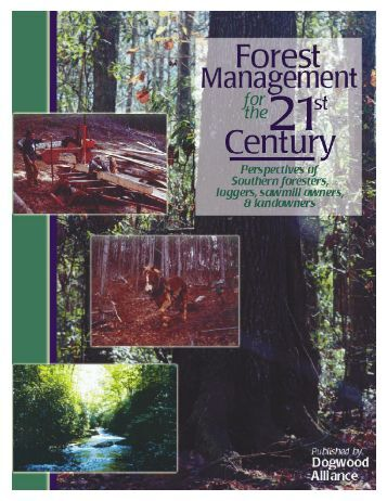 Forest - Dogwood Alliance