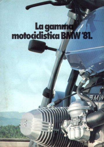 1981 BMW motorcycles - K100.biz