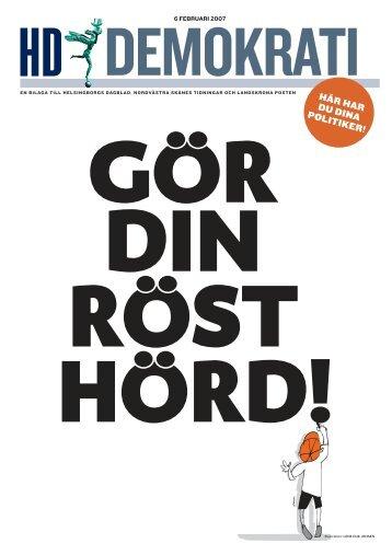 HT-20070206-1-01-H.qxd (Page A1) - Helsingborgs Dagblad