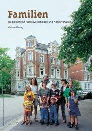 tablo-Unterrichtsprojekt – Familien