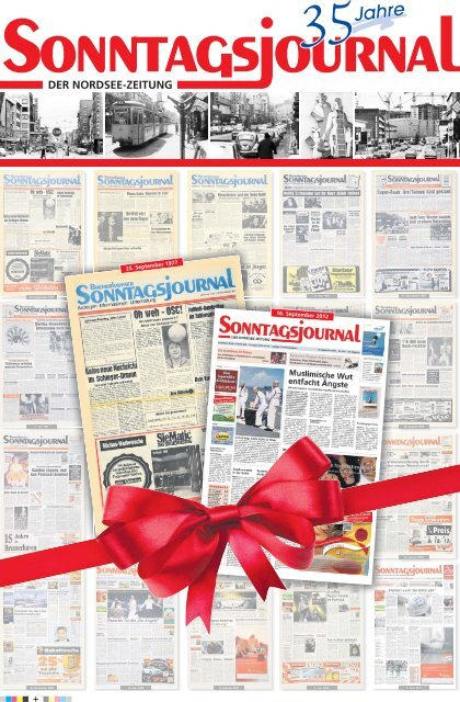 35 Jahre - Sonntagsjournal