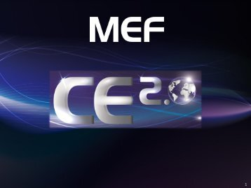CE 2.0 - MEF