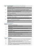 Principales tables de références - Page 3