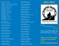 A Guide for Solving Problems at School - Bullitt County Public Schools
