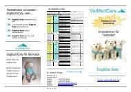 vetmedcare - innovative produkte - dog&cat; body