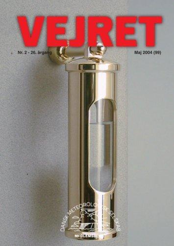 Nr. 2 - 26. årgang Maj 2004 (99)