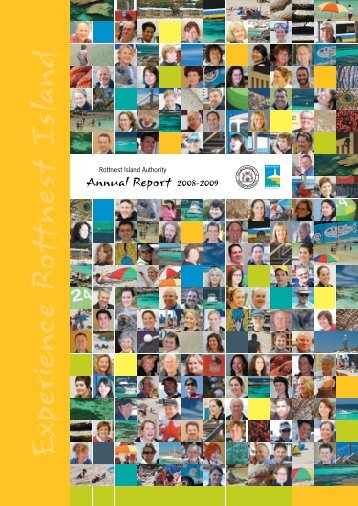 Annual Report 2008-2009 - Rottnest Island