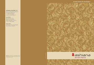 E-Brochure - Ashiana Housing
