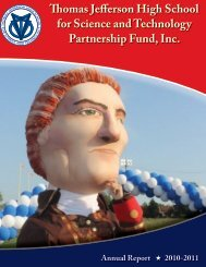 Annual Report - TJ Partnership Fund