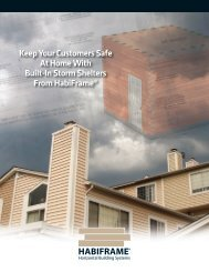 Keep Your Customers Safe At Home With Built-In ... - ThomasNet