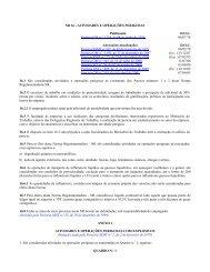 NR 16 - Ministério do Trabalho e Emprego