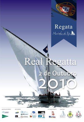Documentação da Real Regatta de Canoas do Tejo 2010