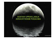 Informatizacija & PACS.pdf - Medicinski fakultet Rijeka