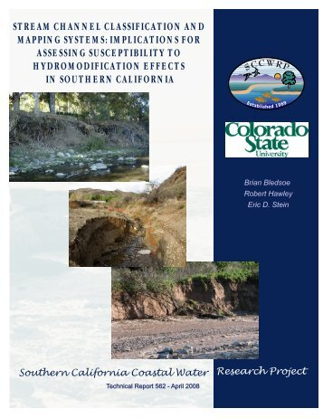 Stream channel classification and mapping systems - State Water ...