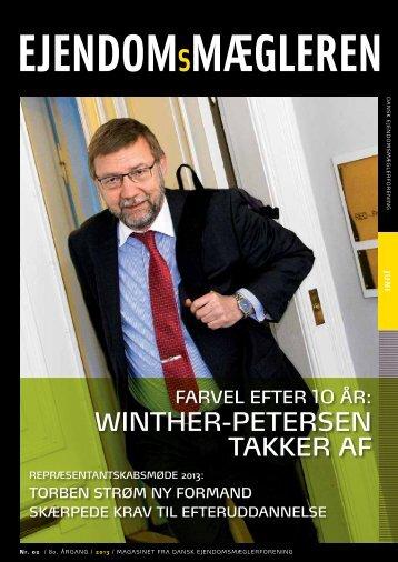 ejendomsmægleren - Dansk Ejendomsmæglerforening