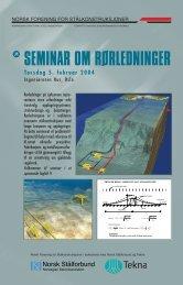 Seminar om rørledninger - Norsk Stålforbund