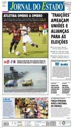 traições ameaçam uniões e alianças para as eleições - Bem Paraná