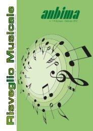 Risveglio Musicale - ANBIMA