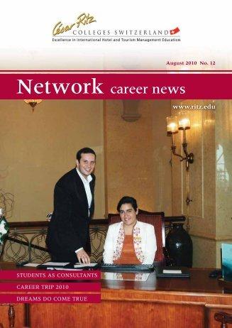 César Ritz Colleges Switzerland - Network 12 - Alumninews.ch