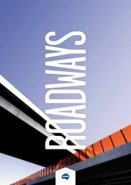 Thiess Roadways Capability Brochure, 2011