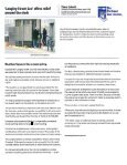 The Portland Loo specification fact sheet - Page 5
