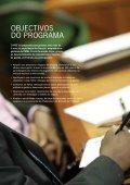 PROGRAMA DE DIRECÇÃO DE EMPRESAS - AESE - Page 5