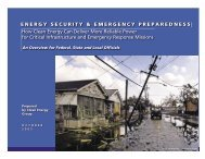 Energy Security and Emergency Preparedness - Houston Advanced ...