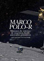 Misiones de retorno de muestras desde asteroides primitivos