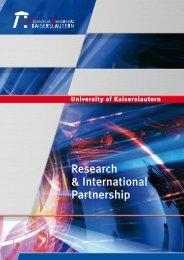 Research & International Partnership