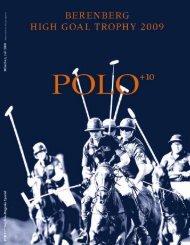 Berenberg High Goal Trophy Download - Polo+10 Das Polo-Magazin