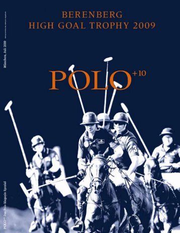 Berenberg High Goal Trophy Download - Polo+10 Das Polo-Magazin