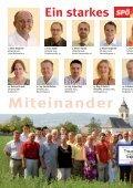 Wahlfolder 2007 - bei der SPÖ Trausdorf - Page 2