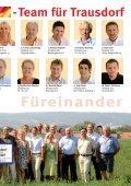 Wahlfolder 2007 - bei der SPÖ Trausdorf - Page 3